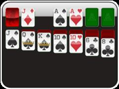 Klondike Solitaire 1 Card 3 Pass